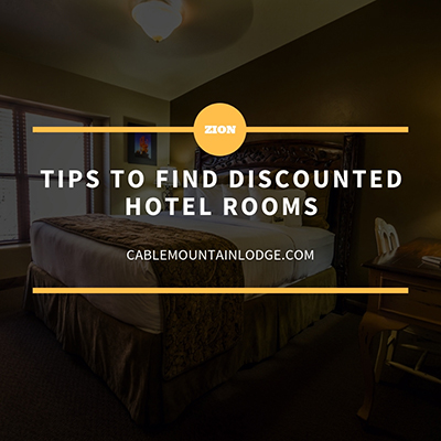 TIPS TO FIND DISCOUNTED HOTEL ROOMS